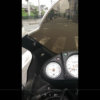 NINJA250R スマートホンで走行動画(車載)を撮影してみました。