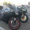 バイク仲間とツーリングに行ってきました。