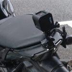 GoProをテールマウントにして撮影してみました。