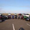バイク12台、連なってのツーリングに行ってきました!!