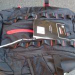 GOLDWIN リュック型のシートバッグ ライディングデイバッグ27 を購入しました!