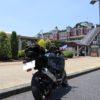 KAWASAKI NINJA250Rで深谷駅までツーリングに行ってきました。
