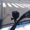 Kawasaki Ninja1000 GoProをミラーマウントにしてみた。