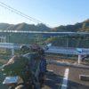 Ninja1000で竜神大吊橋へ一眼レフを持って紅葉撮影ソロツーリグに行ってきました。