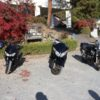 Ninja1000 CB400SF SKYWAVE 3台でバイク弁当→バイク神社ツーリング