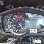 Ninja1000 Kawasakiエンブレムをメーターパネルに貼ってみました