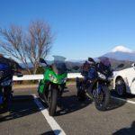 2019年の走り納め Ninja1000三忍で箱根・伊豆ツーリングに行ってきました。