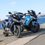 Ninja1000 2台で河津桜祭り・江の島・城ヶ島までツーリングに行ってきました