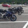 Ninja1000とCB400SBの3台で日光いろは坂へツーリングに行ってきました