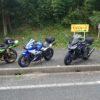 4台で千葉県 もみじロード・館山までツーリングに行ってきました